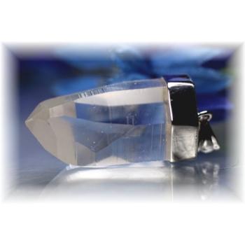 ガネッシュヒマール産ヒマラヤ水晶スーパーナチュラル ペンダント(GANEZA-SUPEARNUTURAL147)