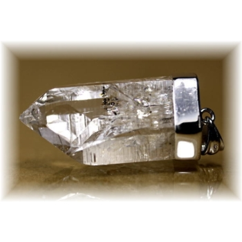 ガネッシュヒマール産ヒマラヤ水晶スーパーナチュラル ペンダント(GANEZA-SUPEARNUTURAL148)