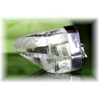 ガネッシュヒマール産ヒマラヤ水晶スーパーナチュラル ペンダント(GANEZA-SUPEARNUTURAL151)