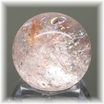 ピンククリスタルスフィア(PinkCrystal-Sphere501IS)