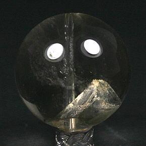 最高品質 貫入水晶大玉 粒販売(QUARTZINQUARTZ-IS06)