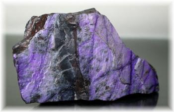 南アフリカ産スギライト原石857g(SUGILITE-RAF857)
