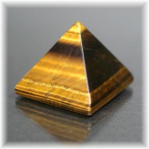 タイガーアイ<br>ピラミッド